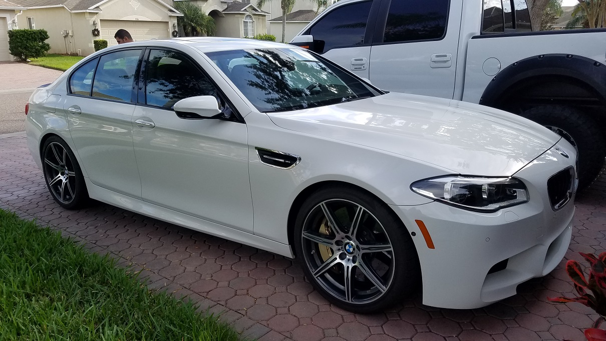 Do Over My New M5 The Polar Express 2 0